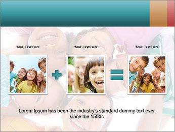 Happy children PowerPoint Template - Slide 22