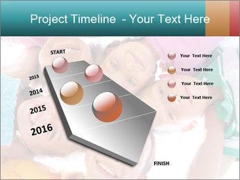 Happy children PowerPoint Template - Slide 26