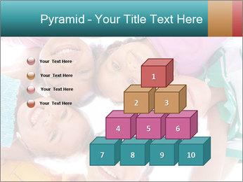 Happy children PowerPoint Template - Slide 31