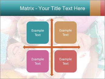 Happy children PowerPoint Template - Slide 37