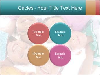 Happy children PowerPoint Template - Slide 38