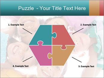 Happy children PowerPoint Template - Slide 40