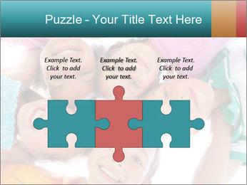 Happy children PowerPoint Template - Slide 42