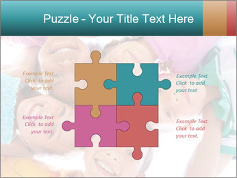 Happy children PowerPoint Template - Slide 43