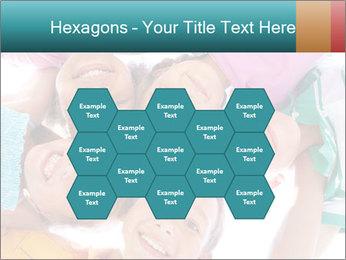 Happy children PowerPoint Template - Slide 44
