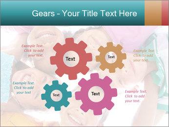 Happy children PowerPoint Template - Slide 47