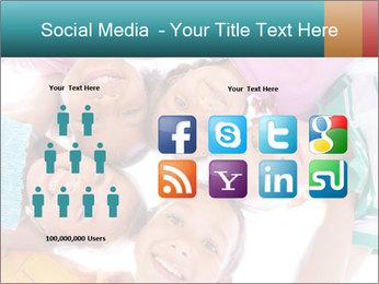 Happy children PowerPoint Template - Slide 5