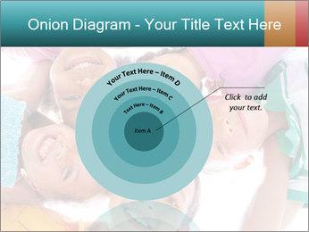 Happy children PowerPoint Template - Slide 61