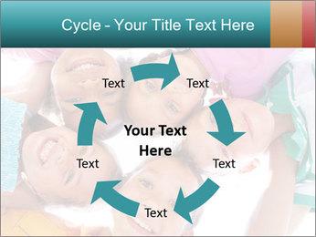 Happy children PowerPoint Template - Slide 62