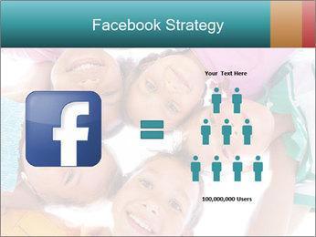 Happy children PowerPoint Template - Slide 7