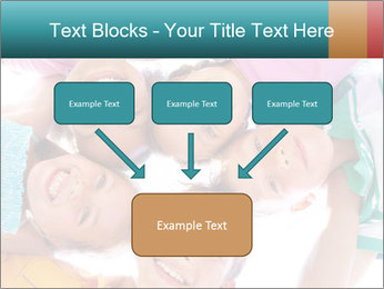 Happy children PowerPoint Template - Slide 70