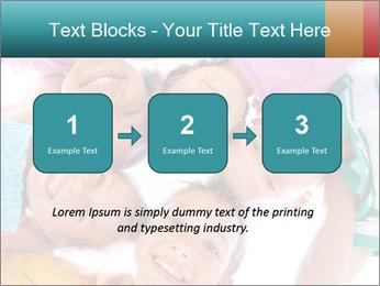 Happy children PowerPoint Template - Slide 71