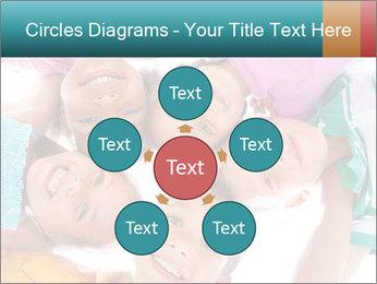 Happy children PowerPoint Template - Slide 78
