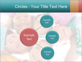 Happy children PowerPoint Template - Slide 79