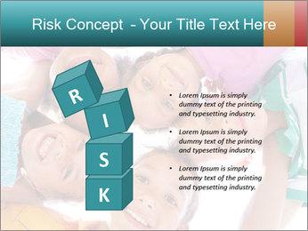 Happy children PowerPoint Template - Slide 81