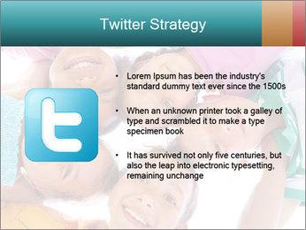 Happy children PowerPoint Template - Slide 9