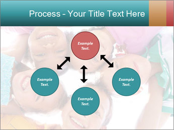 Happy children PowerPoint Template - Slide 91