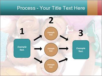 Happy children PowerPoint Template - Slide 92