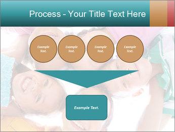 Happy children PowerPoint Template - Slide 93