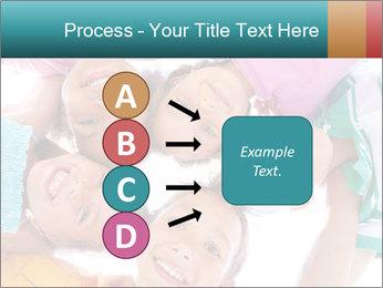 Happy children PowerPoint Template - Slide 94