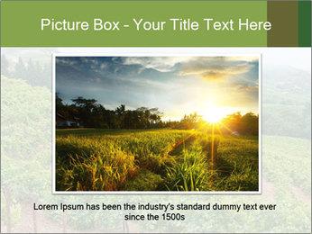 Panoramic shot PowerPoint Template - Slide 15