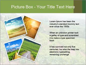 Panoramic shot PowerPoint Template - Slide 23