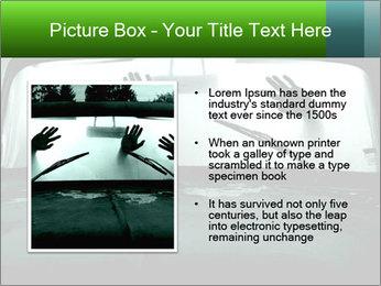 Full of smoke PowerPoint Template - Slide 13