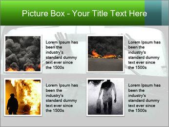 Full of smoke PowerPoint Template - Slide 14