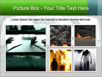 Full of smoke PowerPoint Template - Slide 19