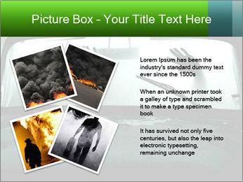 Full of smoke PowerPoint Template - Slide 23