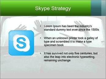 Full of smoke PowerPoint Template - Slide 8
