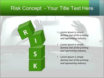 Full of smoke PowerPoint Template - Slide 81
