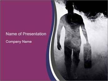 Handsome PowerPoint Template