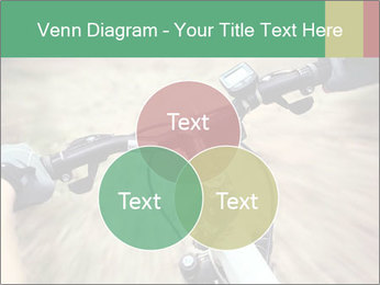 Bike on forest PowerPoint Template - Slide 33