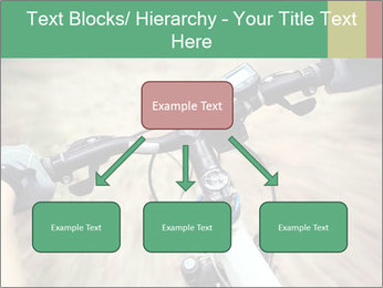 Bike on forest PowerPoint Template - Slide 69