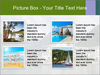 Balestrand PowerPoint Template - Slide 14