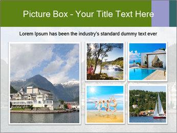Balestrand PowerPoint Template - Slide 19
