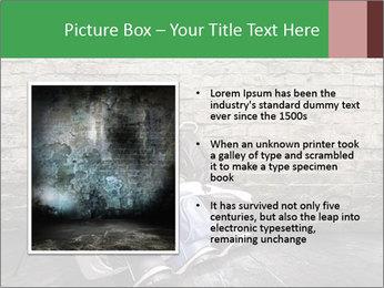 Old room PowerPoint Template - Slide 13