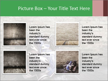 Old room PowerPoint Template - Slide 14