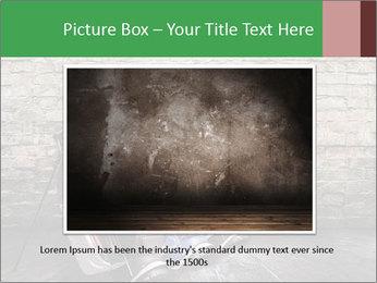 Old room PowerPoint Template - Slide 16