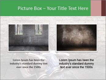 Old room PowerPoint Template - Slide 18