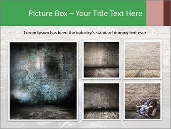 Old room PowerPoint Template - Slide 19