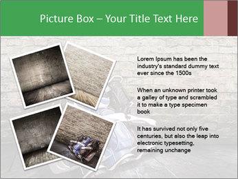 Old room PowerPoint Template - Slide 23