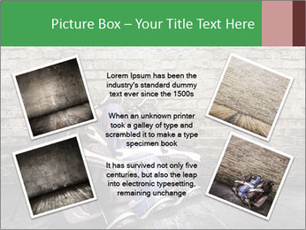 Old room PowerPoint Template - Slide 24