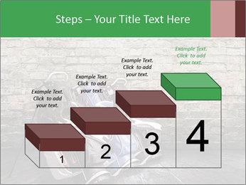 Old room PowerPoint Template - Slide 64
