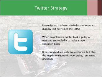 Old room PowerPoint Template - Slide 9