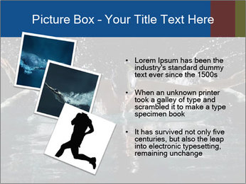 Swimming butterfly PowerPoint Templates - Slide 17