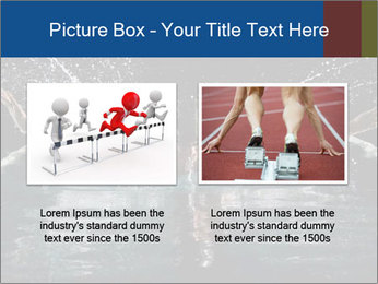 Swimming butterfly PowerPoint Templates - Slide 18