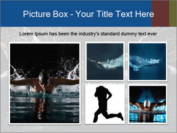 Swimming butterfly PowerPoint Templates - Slide 19