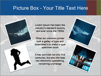 Swimming butterfly PowerPoint Templates - Slide 24